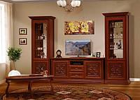 Світ Меблів Лацио гостиная комплект №1 2236х3346х480мм прованс