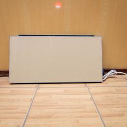 Керамический обогреватель с встроенным терморегулятором ПКИТ-  300 (60*30) верт.\горизонт.