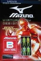 Термобелье MIZUNO MID WEIGHT SOLID CREW 73CF091-01, фото 2