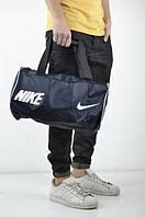 Сумка большая черная Найк , Nike, ф1557