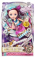 Большая кукла Ever After High Way Too Wonderland Madeline Hatter Мэделин Хэттер 43 см., фото 1