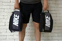 Барсетка,дешевая сумка тряпчаная Найк, Nike, ф1643