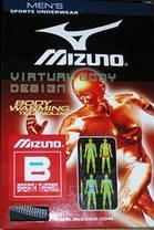 Термобелье MIZUNO MID WEIGHT SOLID HIGH NECK  73CF092-09, фото 2