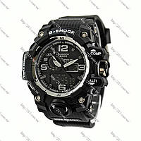 Часы Casio G-Shock Triple Sensor Black-Silver