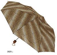 Зонт женский механика 3727L Coffee