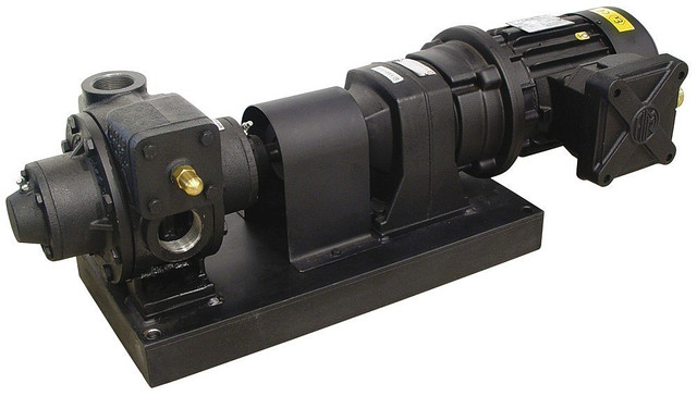 BDP-200 Gespasa - Высокопроизводительный, взрывозащищенный насос для бензина, дт, 220 вольт, 200 л/мин