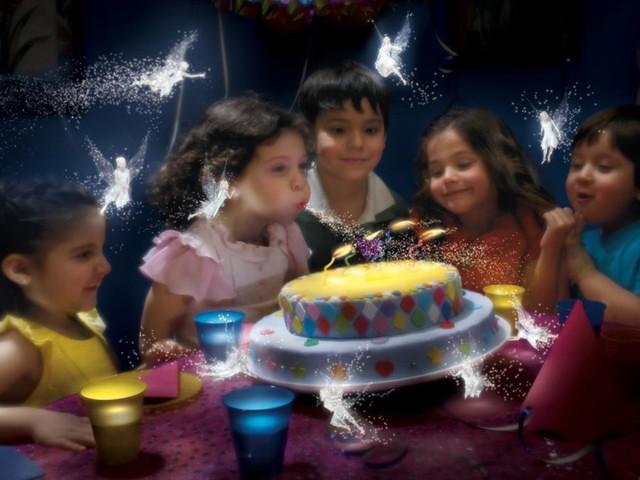 необычные свечи для торта