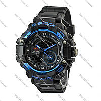 Копия Casio G-Shock Twin Sensor Black-Blue