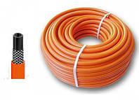 Шланг газовый резиновый оранжевый 9 мм 50 м