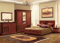 Світ Меблів Лацио спальня комплект №1 прованс