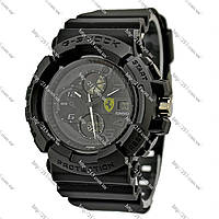 Часы Casio G-Shock Ferrari копия