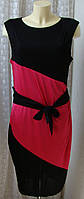 Платье летнее модное яркое Apanage р.50 6779