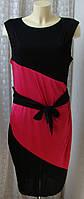 Платье летнее модное яркое Apanage р.50 6779, фото 1