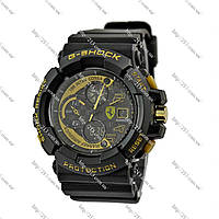 Часы Casio G-Shock Ferrari Феррари