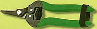Секатор  с изогнутым лезвием для зеленых операций и формирования грозди