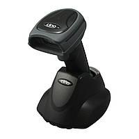 Беспроводной 1D и 2D Bluetooth сканер штрих-кодов Cino A770BT с подставкой