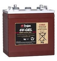 Тяговые кислотные аккумуляторные батареи  TROJAN T-145  260 Ah