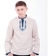 Сорочка для мальчика в школу