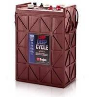 Тяговые  кислотные аккумуляторные батареи с жидким электролитом TROJAN 31XHS 12В 130 Ah