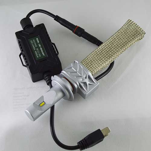 Комплект LED ламп в основные фонари серии G5S Цоколь Н7, 22W, 3600 Люмен/Комплект
