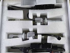 Комплект LED ламп в основные фонари серии G5S Цоколь Н7, 22W, 3600 Люмен/Комплект, фото 3