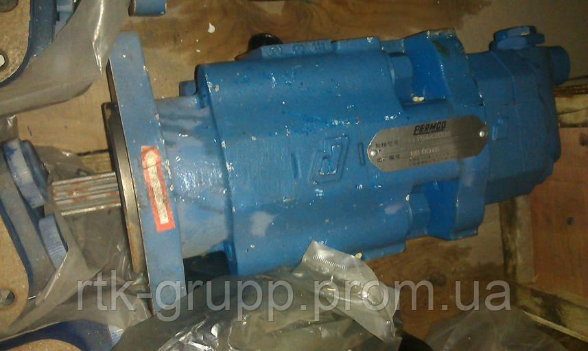 Насос сдвоенный Permco P7200-F160NM467 6G