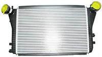 радиатор интеркуллера 04- VW Caddy 3 03- не ориг