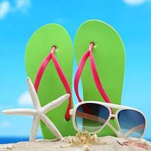 Літнє взуття: в'єтнамки, шльопанці, сланці, сандалі.