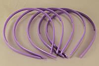 Обруч 0,8см округлый фиолет