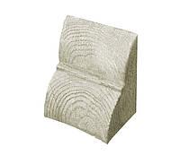 Консоль для декоративных балок Decowood Рустик EQ 016 classic белая 12х12