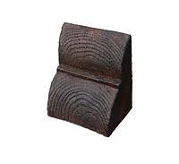 Консоль для декоративных балок Decowood Рустик EQ 016 classic темная 12х12