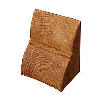 Балка декоративная из полиуретана, Консоль Decowood C 8005 светлая 12х12