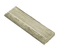 Панель для декоративных балок Decowood Рустик ET 306 (3м) classic белая 12х3,5