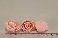 Роза крем 2030-13-11  (мелкая)