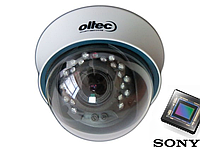 Видеокамера AHD купольная 2Мп Oltec AHD-932VF (2,8-12 мм)