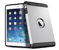 Противоударный чехол Spigen для Apple iPad Mini/Mini 2/Mini 3 - Silver