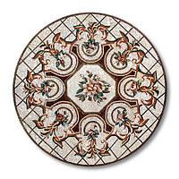 Мозаичная розетка № 142