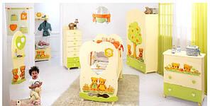 Кроватка Baby Expert LETTINO CUORE, фото 3