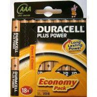 Duracell Батарейки R3 (18 шт в уп) арт. MN2400