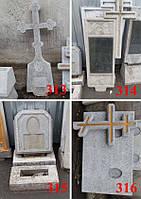 Памятники из крошки
