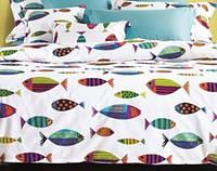 Комплект постельного белья 200х220/70*70 ARYA сатин 6пр. Gaudi