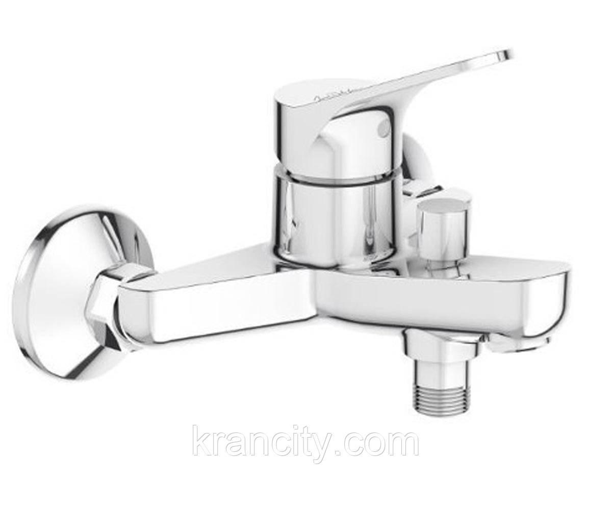 Смеситель для ванны однорычажный JACOB DELAFON BRIVE E75766-CP ,Франция