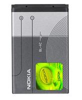 Аккумулятор  BL-4C для Nokia 1202 2652 2690 3500 6131 6300 6700 slide C2-05 X2-00 860 mah