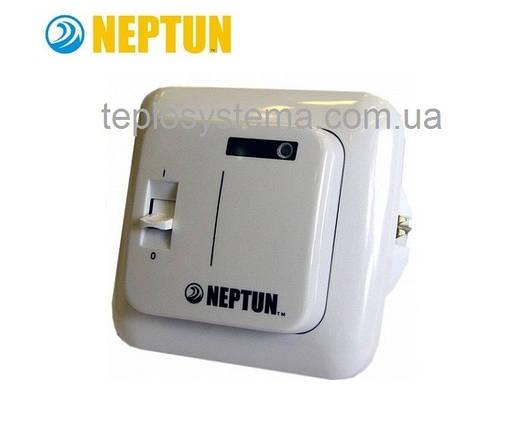 Контролер Neptun РКПВ 220В MINI 2N для систем захисту від протікання води, фото 2