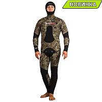 Гидрокостюм Marlin Camoskin Green 9мм