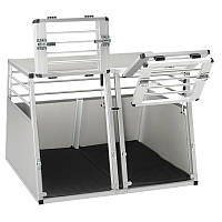 Ferplast (Ферпласт) Atlas Car Aluminium контейнер для транспортировки животных (50 x 55 x 55 см) XS