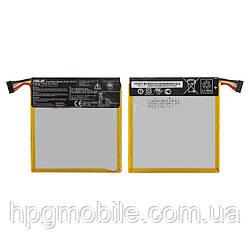 Батарея (АКБ, аккумулятор) C11P1310 для Asus FonePad HD7 ME372CG K00E (3950 mAh), оригинал
