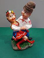 Сувенир из Украины - Пара украинцев танцующих, фото 1