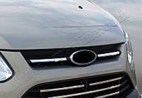 Форд Турне Кастом Накладки на верхнюю решетку 2 шт