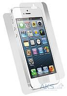 Защитная пленка Remax Apple iPhone 5, iPhone 5S, iPhone SE Clear (Front + back)